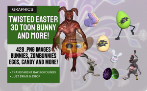 Twisted Easter