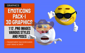 Emoticons Pack 1