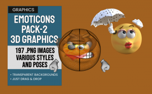 Emoticons Pack 2