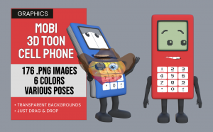 Mobi The Cell Phone
