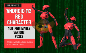 Android M2 Red
